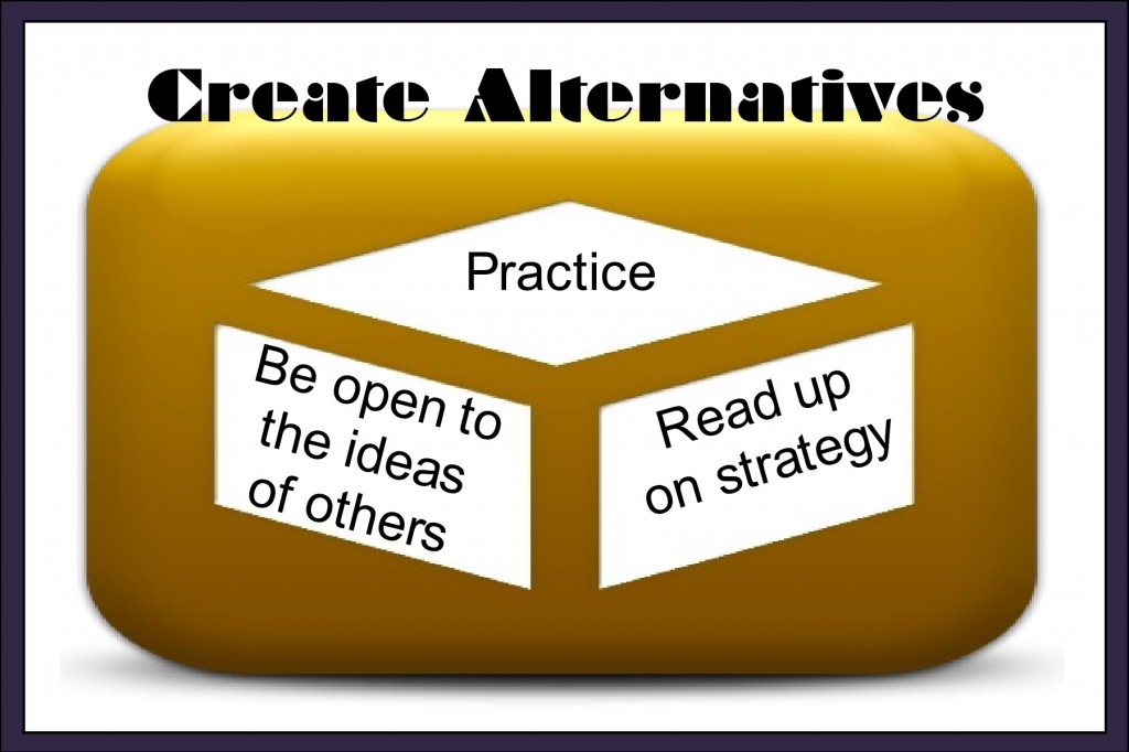 Create Alternatives